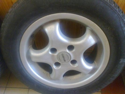 Prodám Litá kola ENZO 4x108 R14