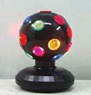 "Svítidlo ""Disco koule"" - bezpečné"