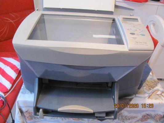multifunkční tiskárna se scannerem