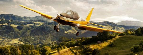 výcvik pilotů, letecký výcvik, půjčovna letadel
