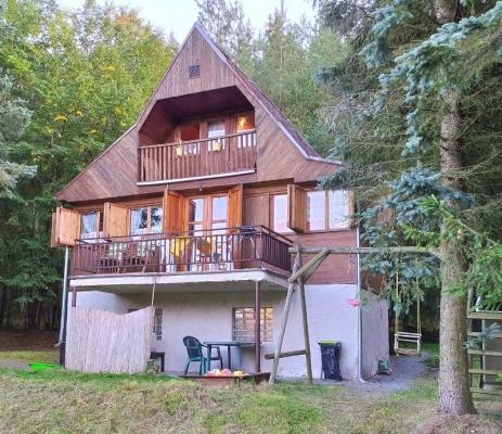 Chata s pozemkem v krásné přírodě - Milíkov (Plzeň 25 min)