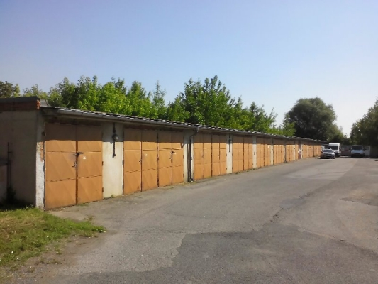 Pronájem garáže v Olomouci (Hněvotínská RZG001050)